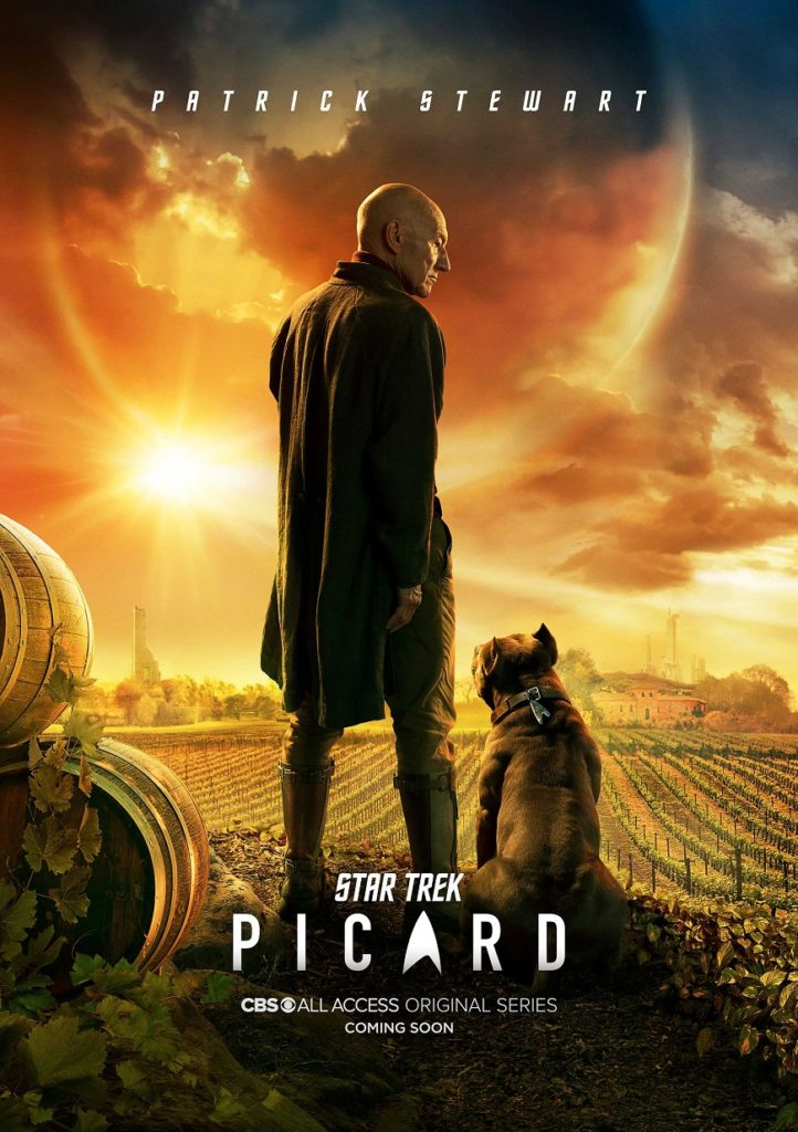 Picard Watch Party